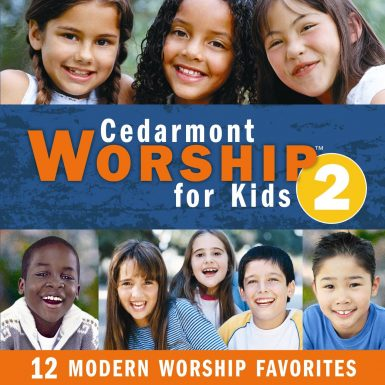 Cedarmont Worship For Kids Vol 2 album cover