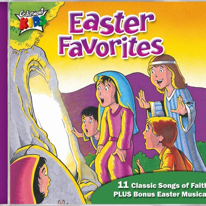 Easter Favorites album cover