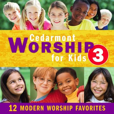 Cedarmont Worship For Kids V3 album cover