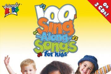 100 Singalong Songs For Kids Cd 3-Pack thumbnail