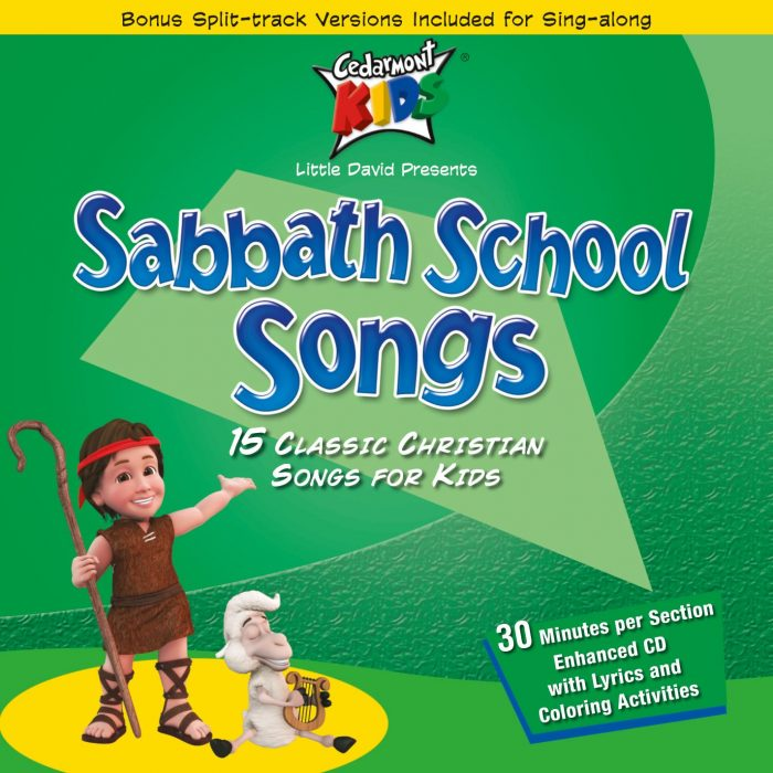 Sabbath School Songs album cover