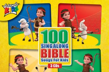 100 Singalong Bible Songs For Kids thumbnail