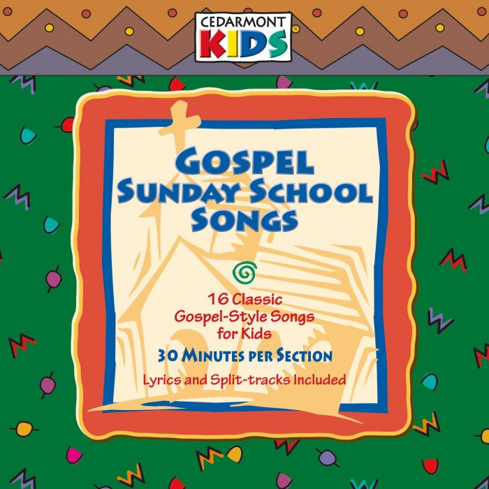 Gospel Sunday School Songs album cover