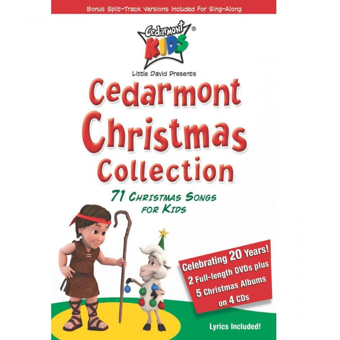 Cedarmont Christmas Collection album cover