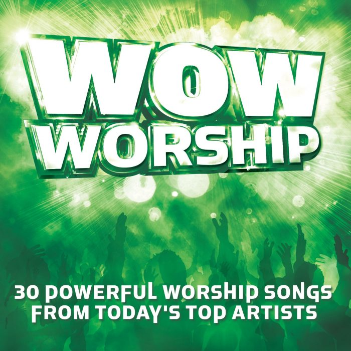 Wow Worship (Lime) album cover
