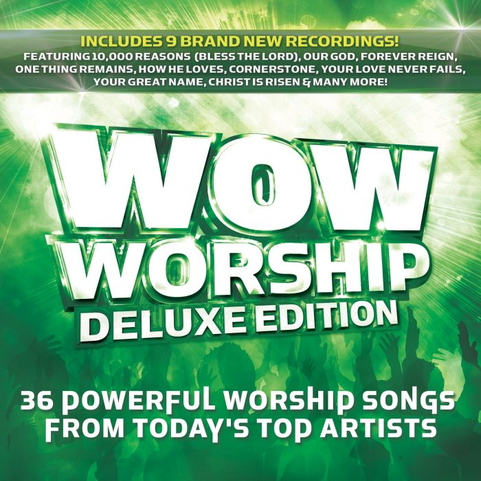 Wow Worship (Lime) Deluxe album cover