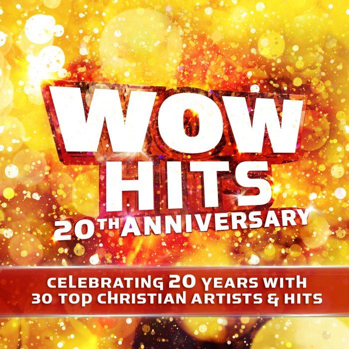 Wow Hits 20th Anniversary album cover
