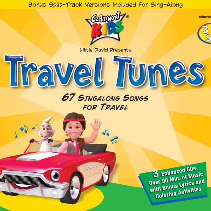 Travel Tunes album cover