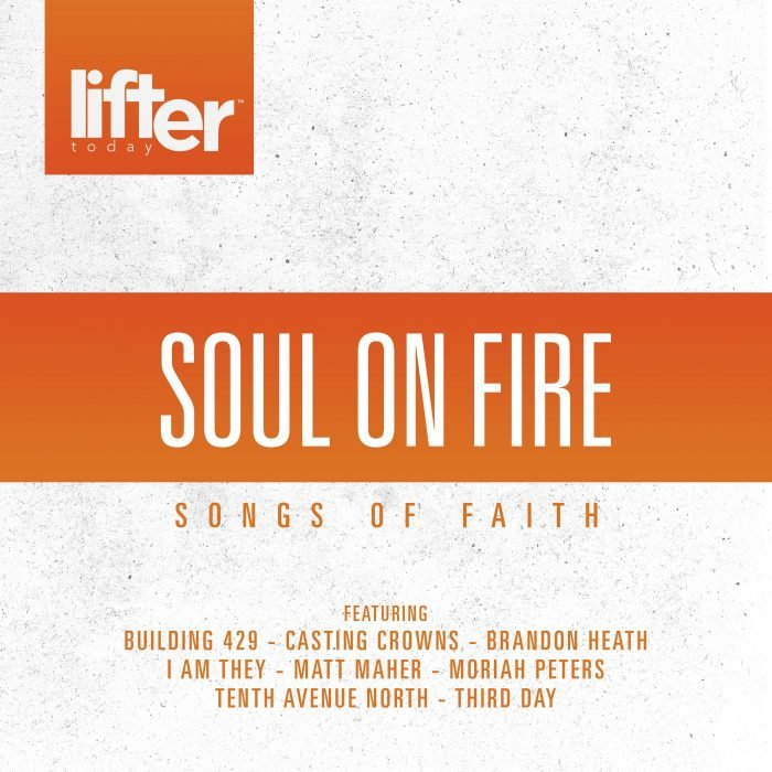 Soul On Fire – Songs Of Faith album cover