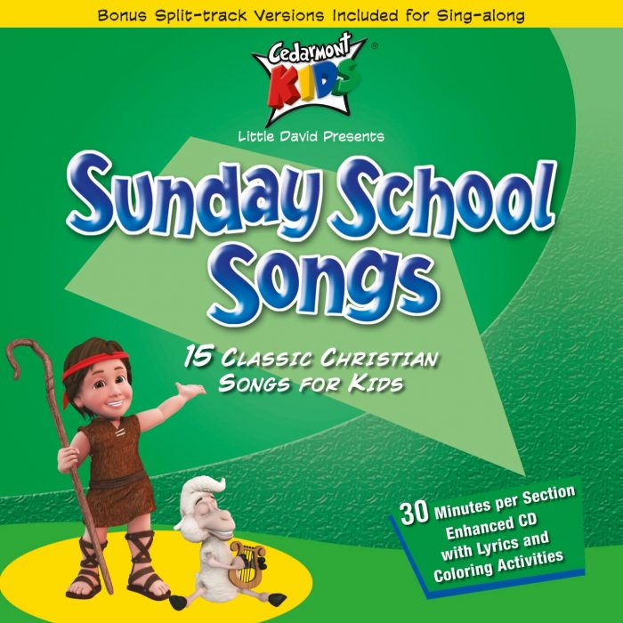 Sunday School Songs album cover