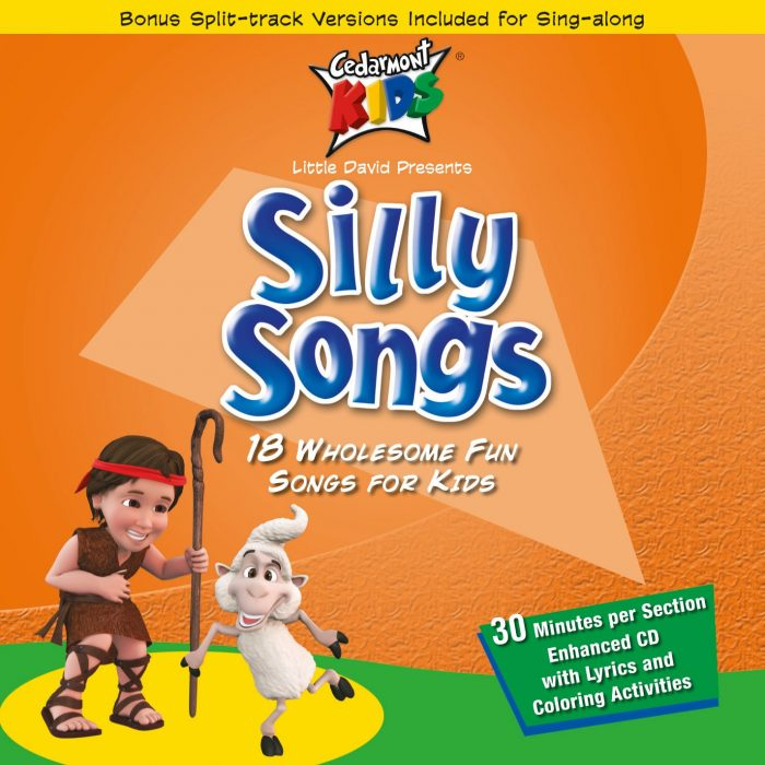 Silly Songs album cover