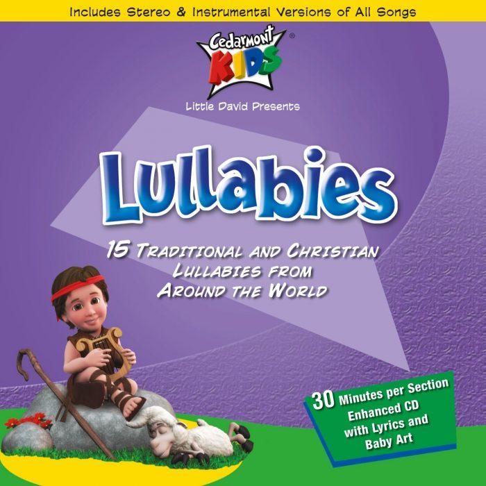 Lullabies album cover