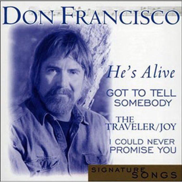Signature Songs: Don Francisco album cover