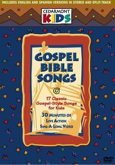 Gospel Bible Songs album cover