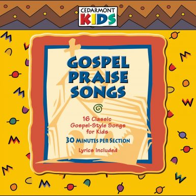 Gospel Praise Songs album cover
