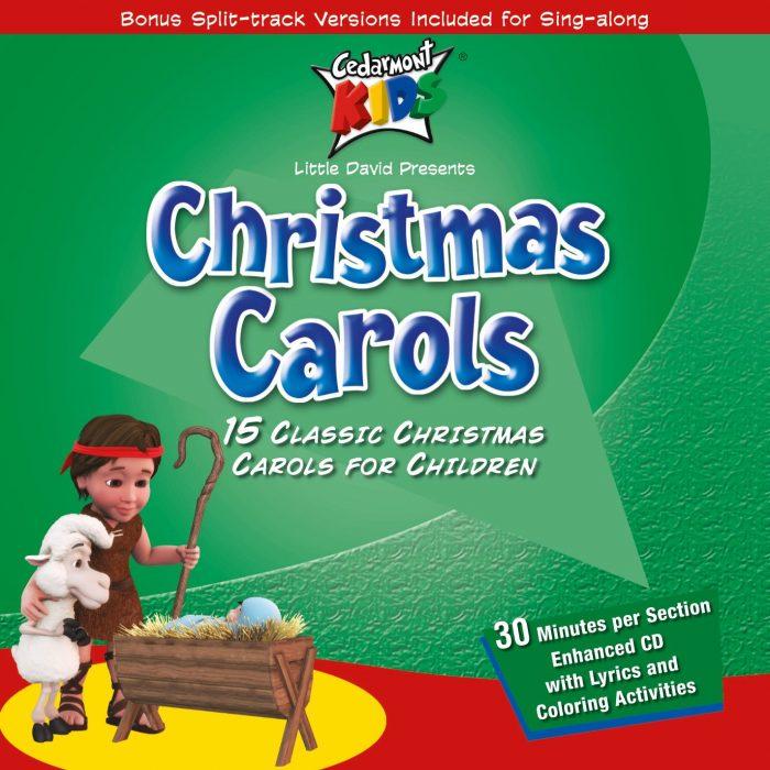 Christmas Carols album cover