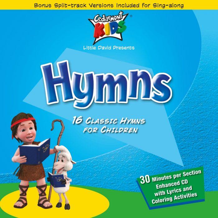 Hymns album cover