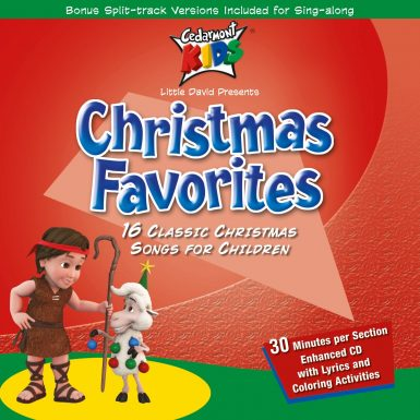 Christmas Favorites album cover