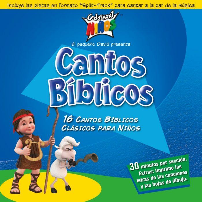 Cantos Biblicos album cover