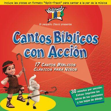 Cantos Biblicos Con Accion album cover