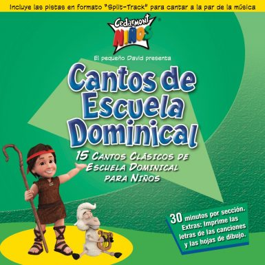 Cantos De Escuela Dominical album cover
