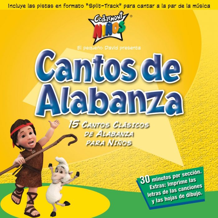 Cantos De Alabanza album cover