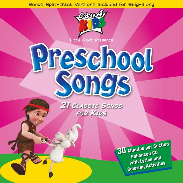 Preschool Songs album cover