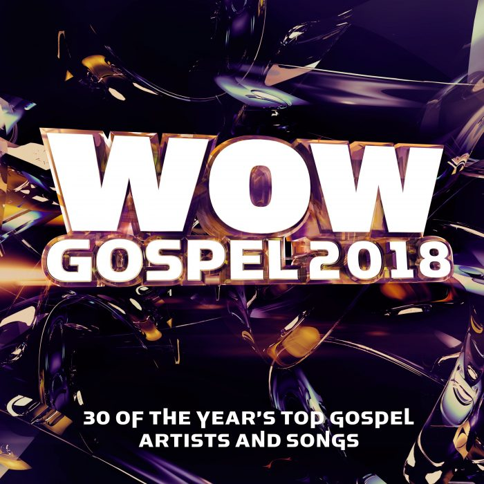 WoW Gospel 2018 album cover
