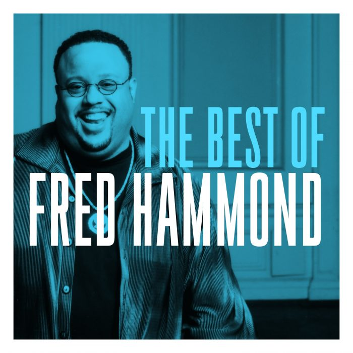 The Best Of Fred Hammond album cover