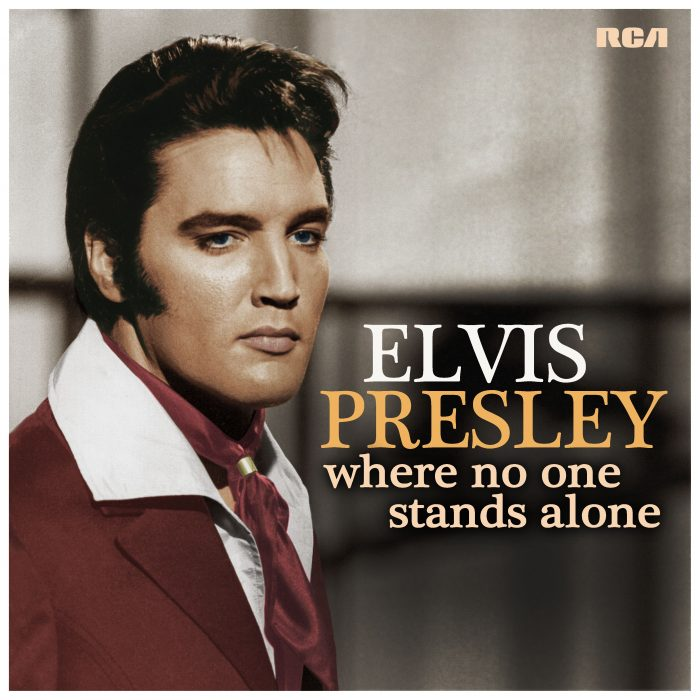 Where No One Stands Alone album cover