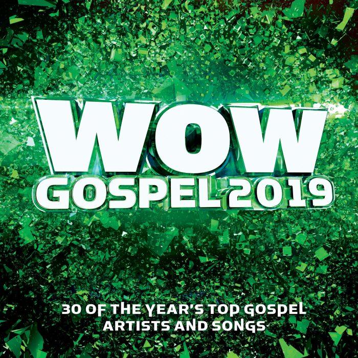 WoW Gospel 2019 album cover