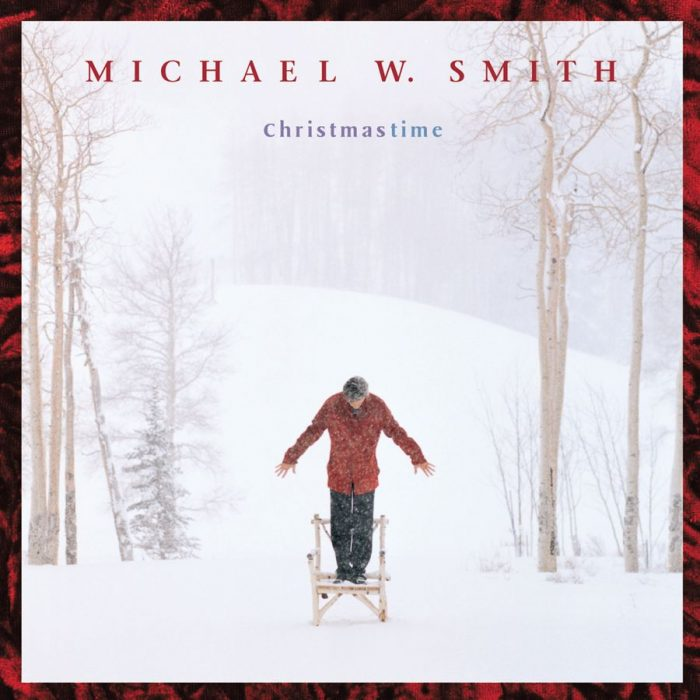 Christmastime album cover