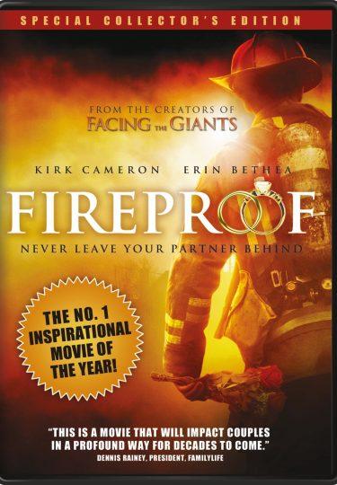 Fireproof album cover