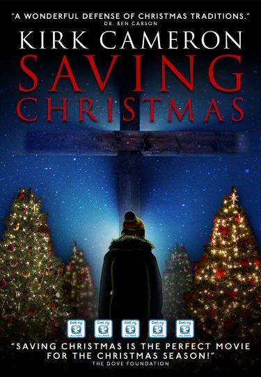 Kirk Cameron Saving Christmas album cover