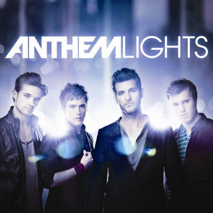 Anthem Lights album cover