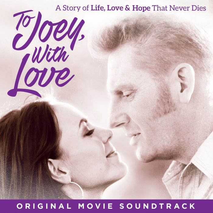 To Joey With Love Soundtrack album cover