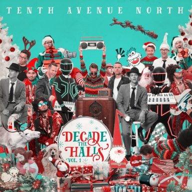Decade The Halls album cover