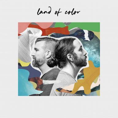 Land Of Color – EP album cover