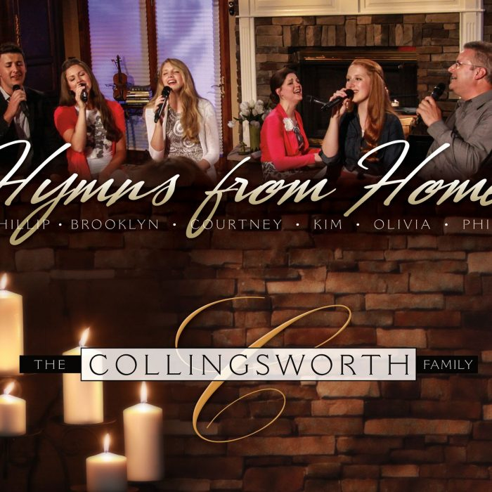 Hymns From Home album cover