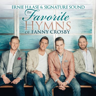 The Favorite Hymns Of Fanny Crosby album cover
