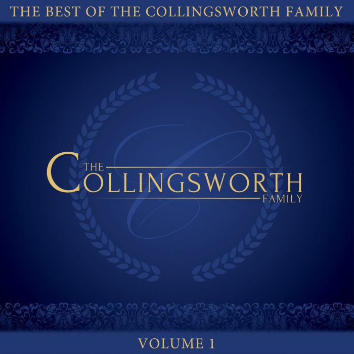The Best of The Collingsworth Family Volume 1 album cover
