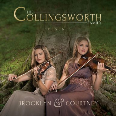 Brooklyn and Courtney album cover