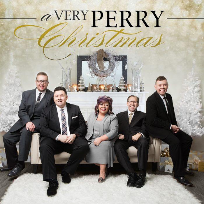 A Very Perry Christmas album cover