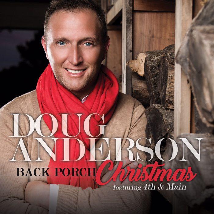 Back Porch Christmas album cover