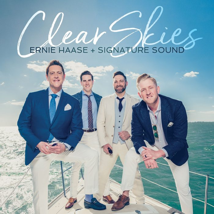 Clear Skies album cover
