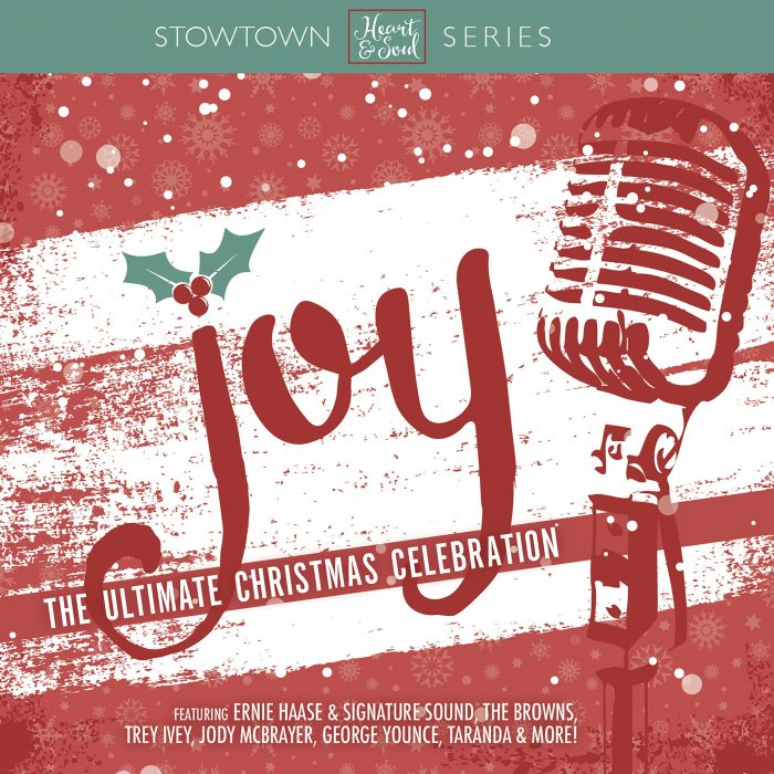 Joy: The Ultimate Christmas Celebration album cover