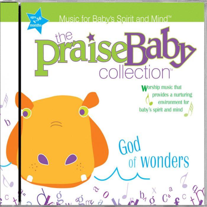 God Of Wonders album cover