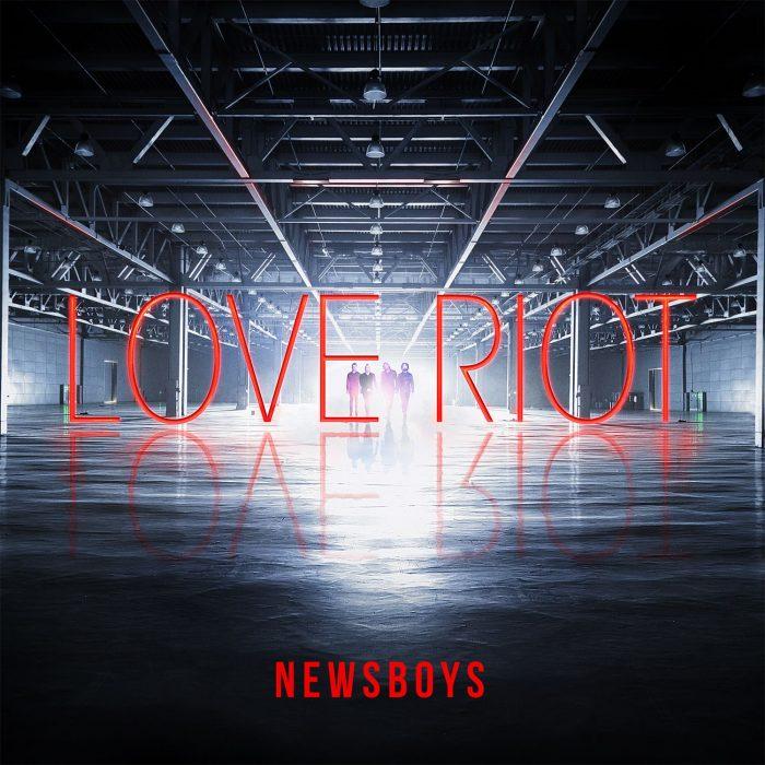 Love Riot album cover