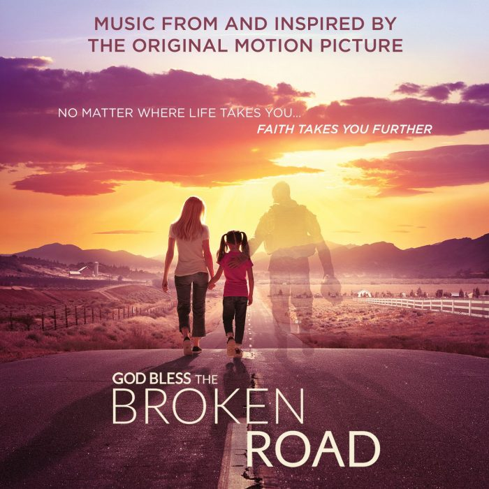 God Bless The Broken Road; Inspired By album cover