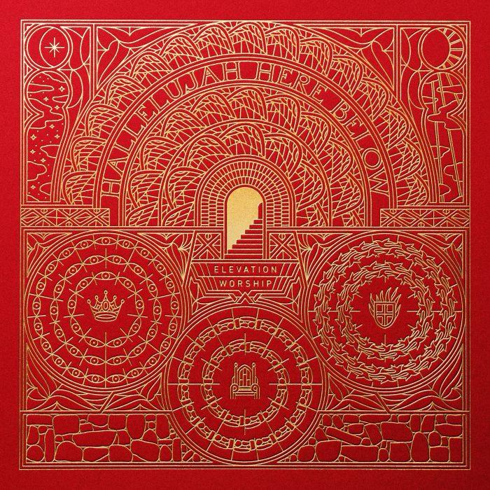 Hallelujah Here Below album cover